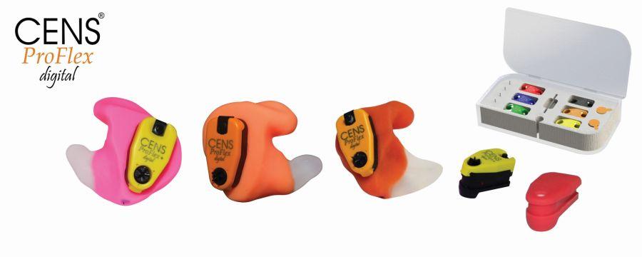 Shooting earplugs proflex group