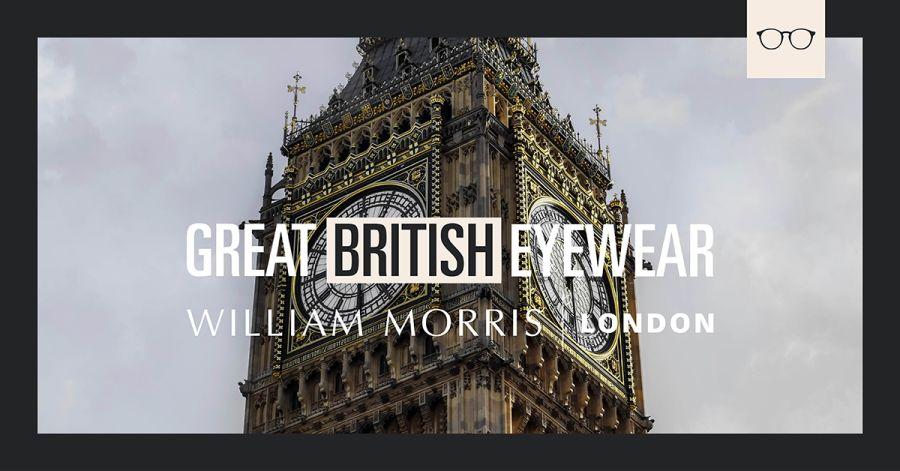 William Morris British Eyewear