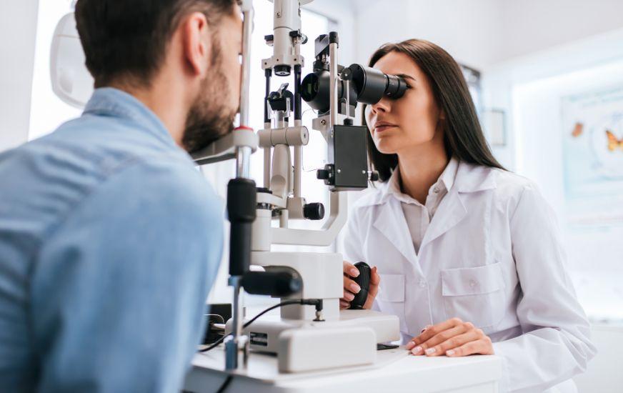 eye test assessment leightons
