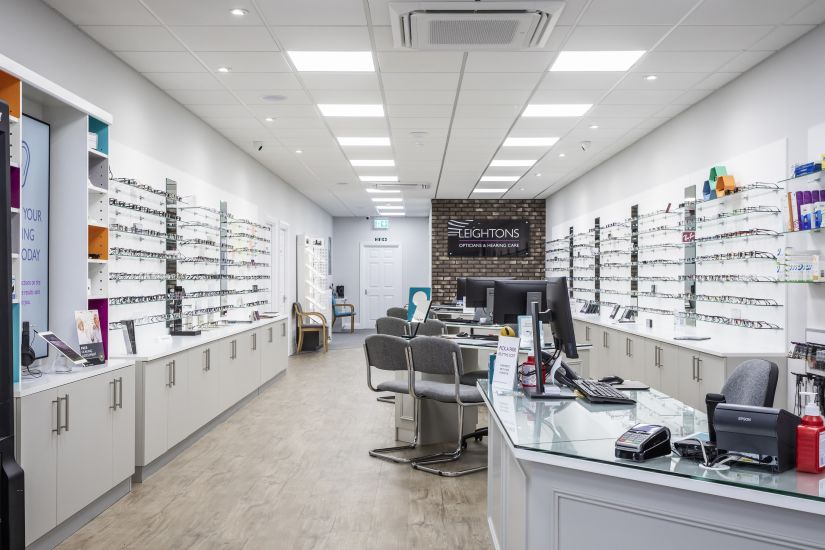 Woodley Leightons refit reception