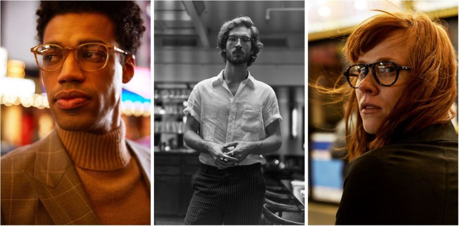 3 campaign images MOSCOT
