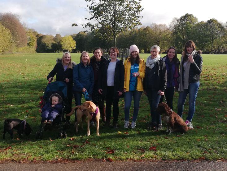 leightons farnham memory walk