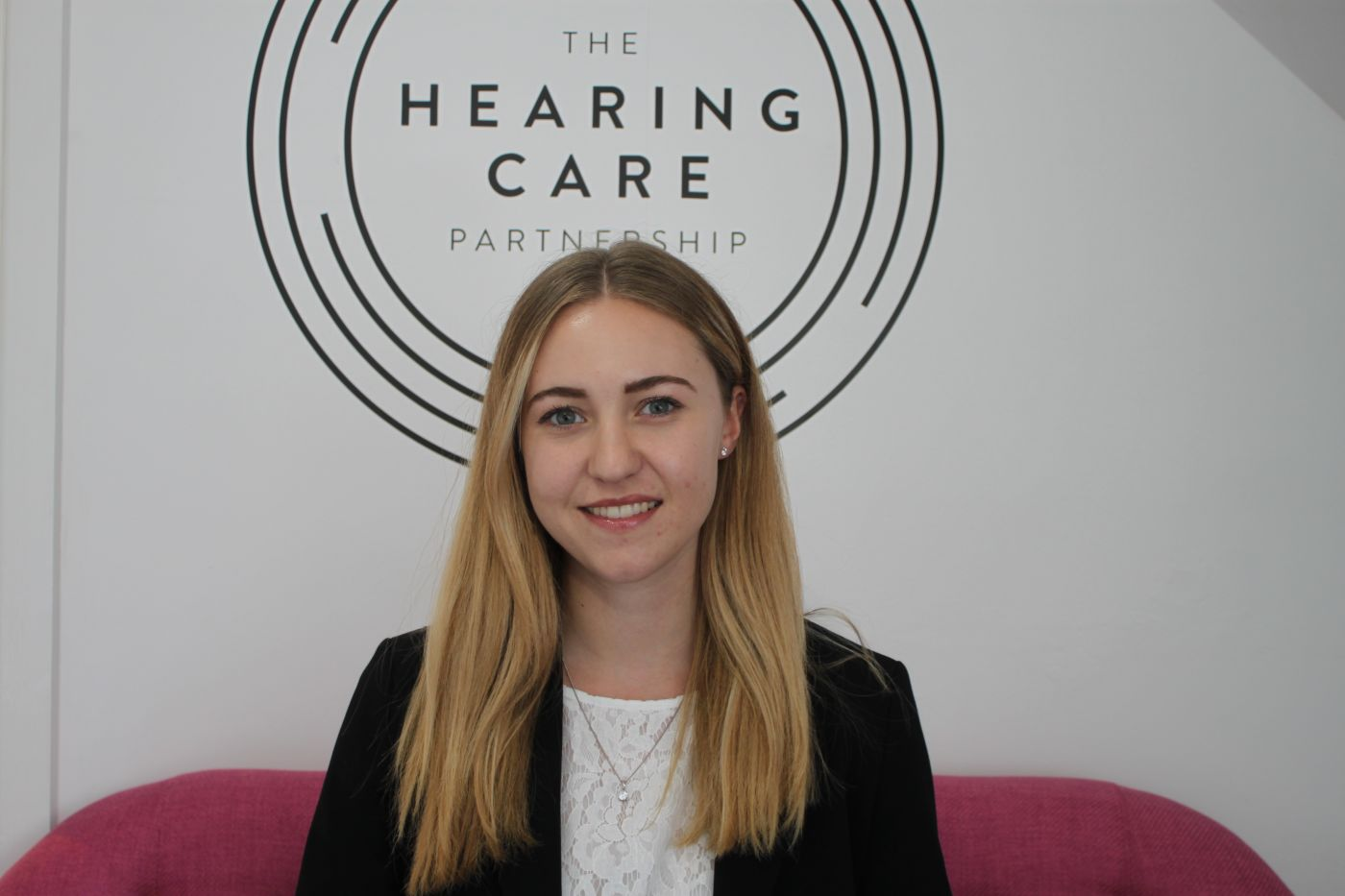 Audiologist Sarah Anderson