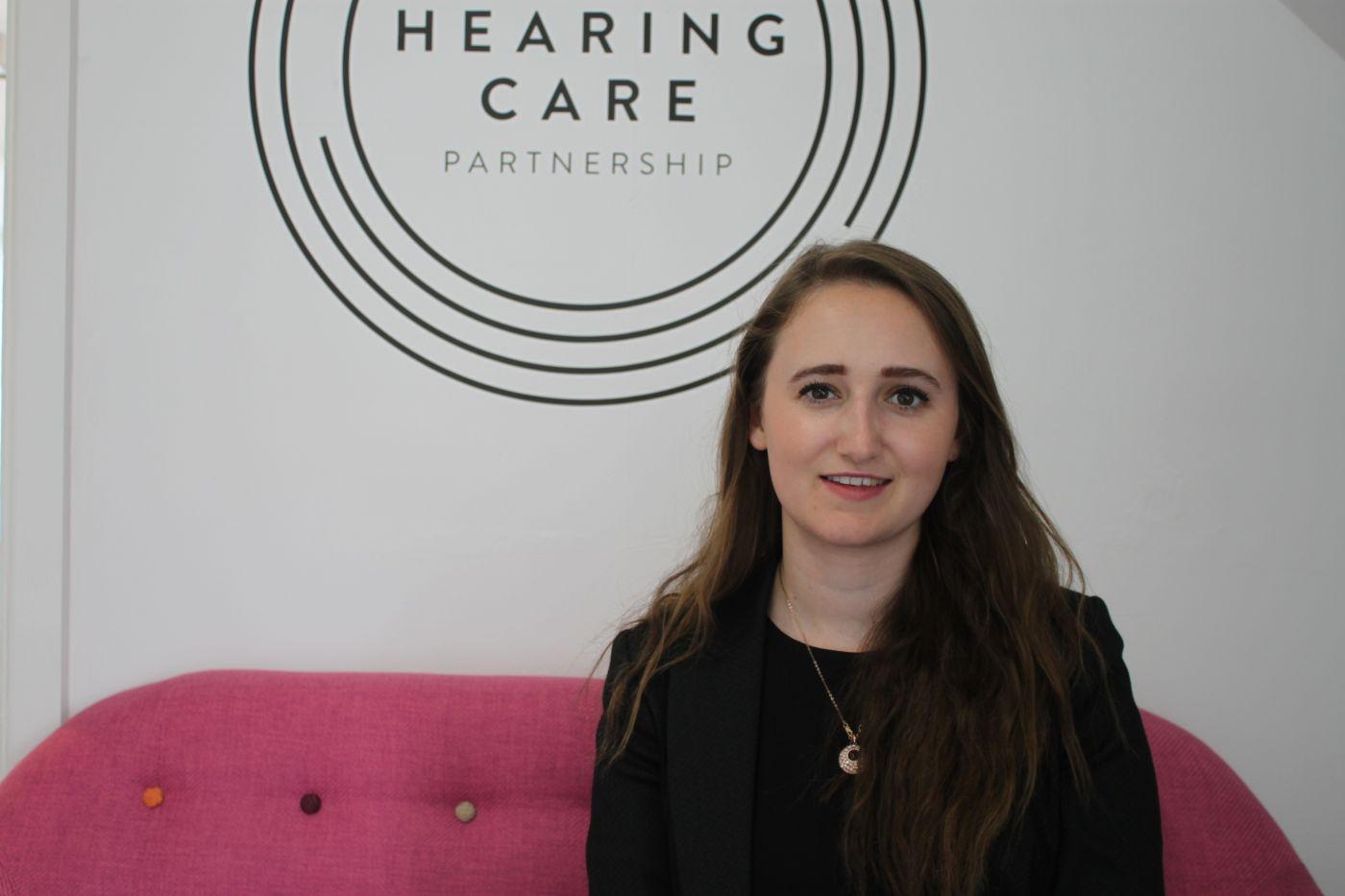 Hannah Jeffrey, Audiologist