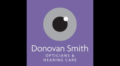 donovan smith opticians logo