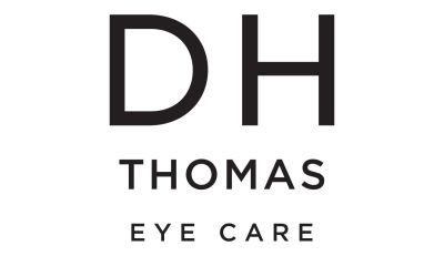 dh thomas eye care logo