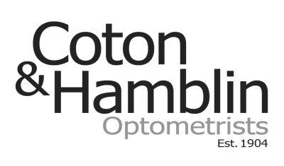 coton and hamblin optometrists logo