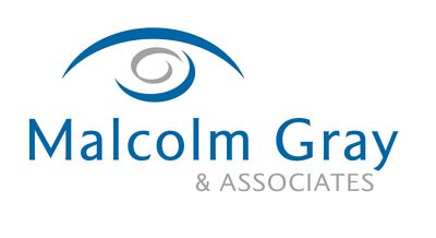 malcolm gray opticians logo