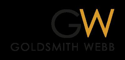 Goldsmith Webb logo