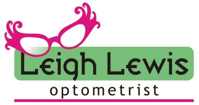 leigh lewis optometrists logo