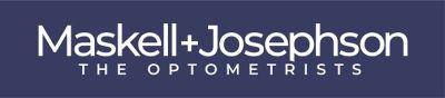 maskell and josephson optometrists logo