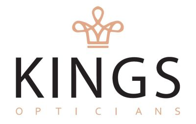 kings opticians logo