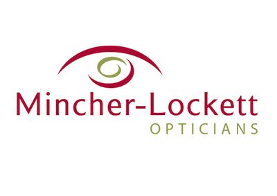 mincher lockett opticians logo