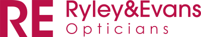 ryley and evans opticians logo