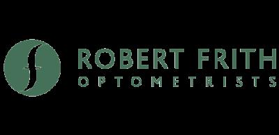 robert frith optometrists logo