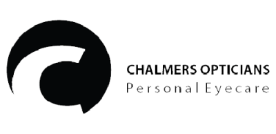 chalmers opticians logo