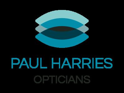 paul harries opticians logo