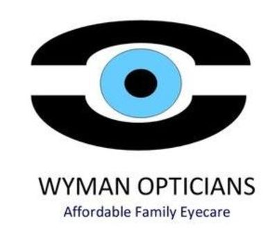 wyman opticians logo