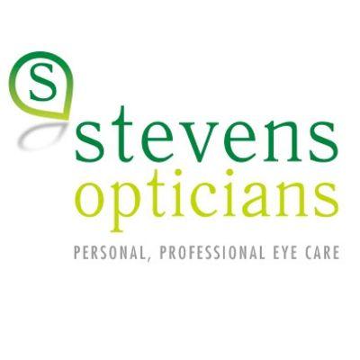 Stevens Opticians logo