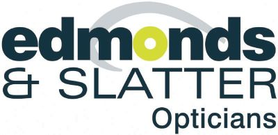 edmonds and slatter opticians logo