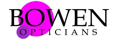 bowen opticians logo