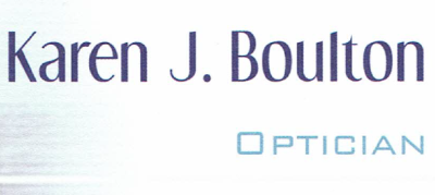 karen j boulton opticians logo