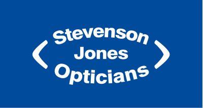 Stevenson Jones opticians logo