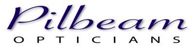 pilbeam opticians logo