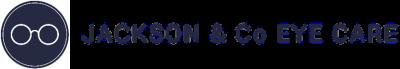 jackson and co eye care logo