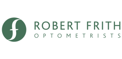 robert frith optometrists logo