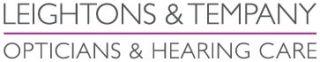 leightons & tempany opticians logo