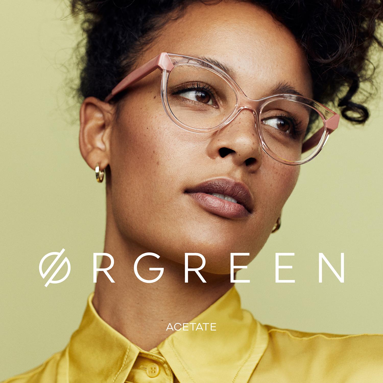 Orgreen acetate campaign image