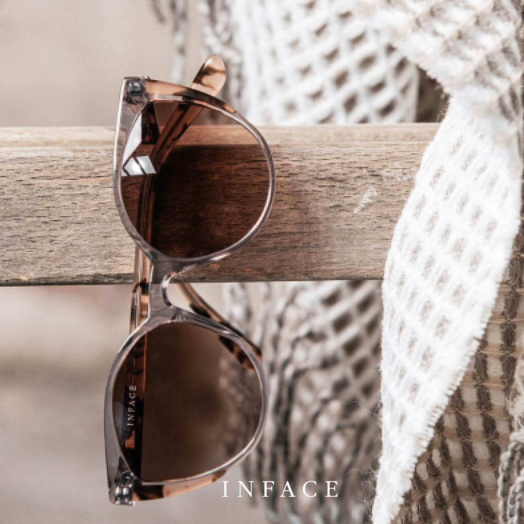 InFace sunglasses brown