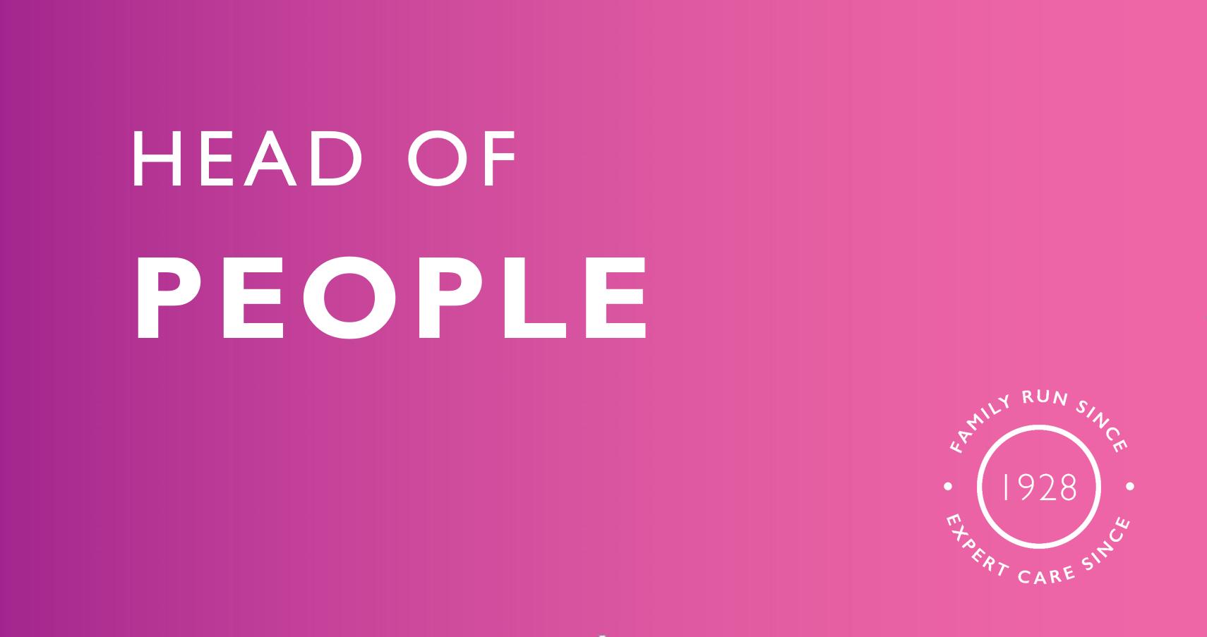 head of people