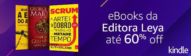 ebooks Editora Leya até 60% off