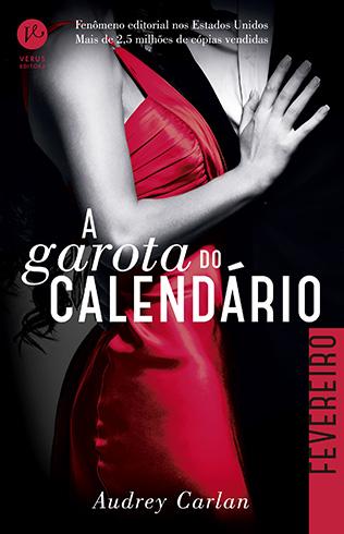 garota do calendário fevereiro