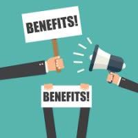 cartoon benefits