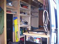 mobile van workshop