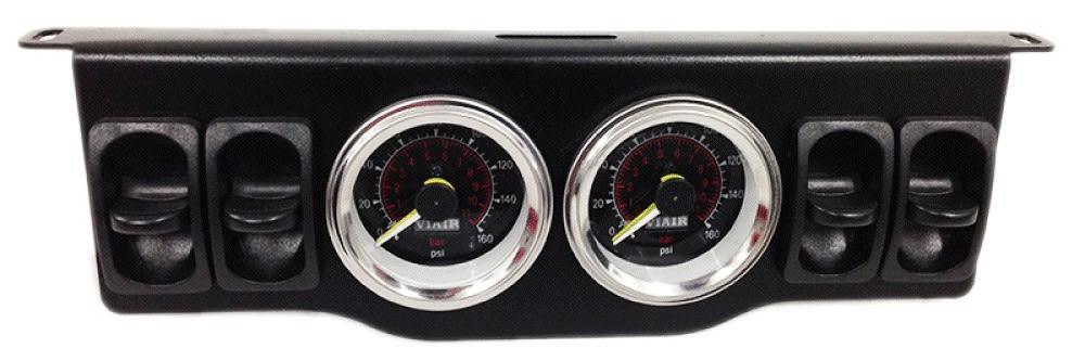 air suspension controls