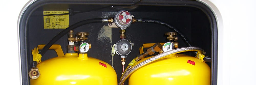 refillable lpg gas systems