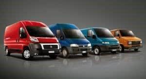 various Van models