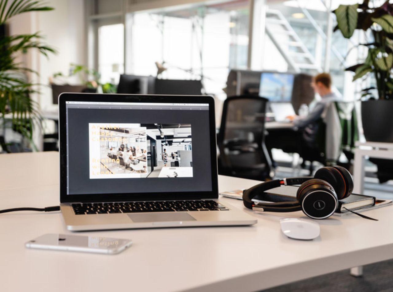 Lendis | We Power Your Office | Büroausstattung mieten