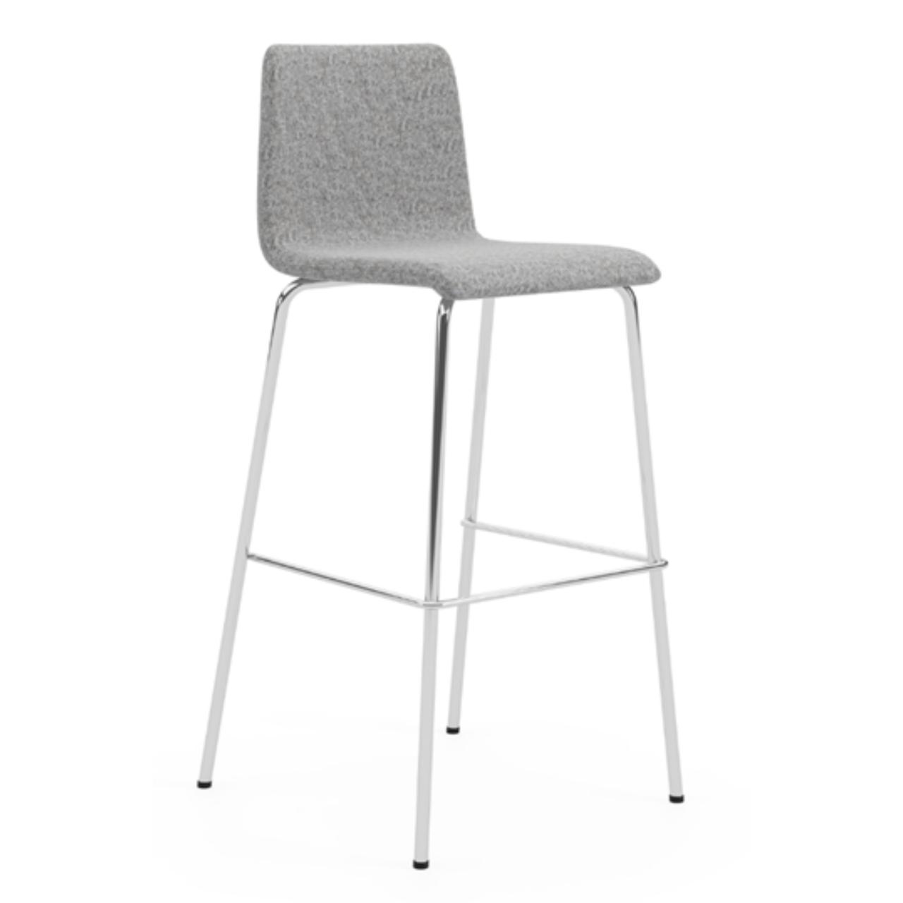 Barhocker Anna - Stylischer Barstuhl für den Open Space, die Küche oder den Pausenraum