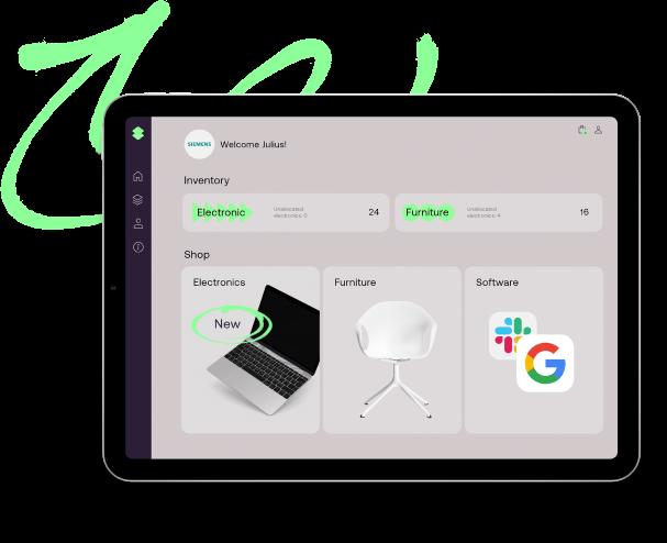 Lendis - Platform for digital office management