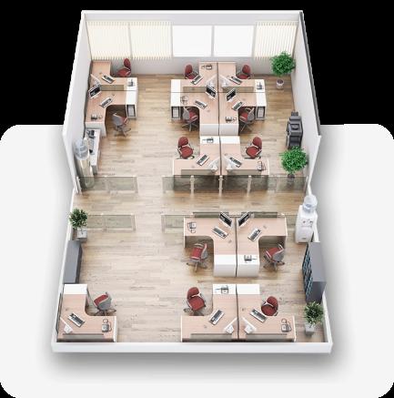 Lendis - Office as a Service