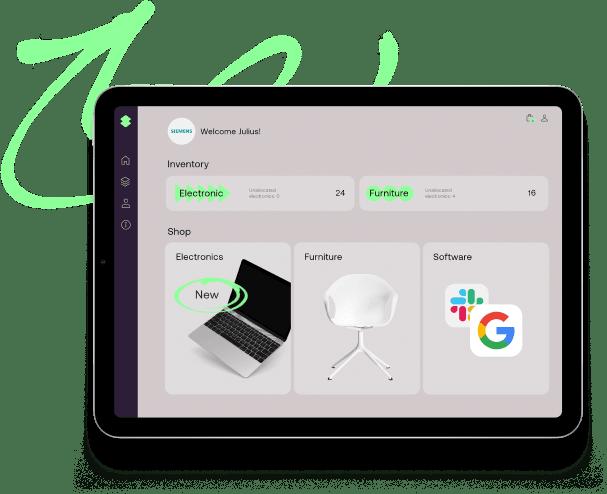 Lendis Plattform - Highlighter