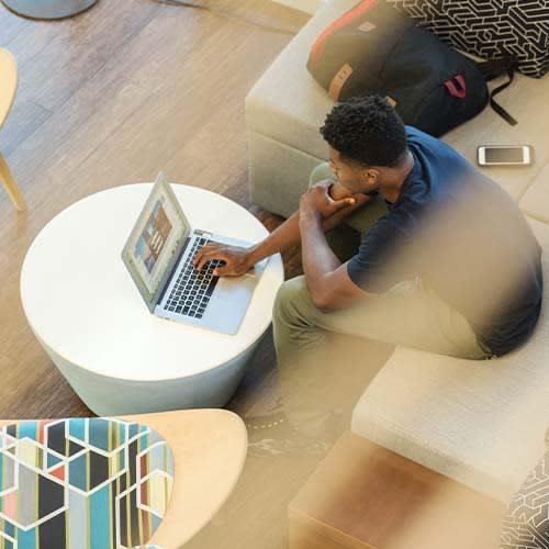 Arbeitsbereich - Lounge