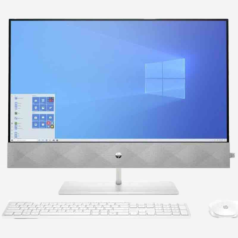 HP Pavillon 27-d0009ng-All-in-One clever mieten statt kaufen