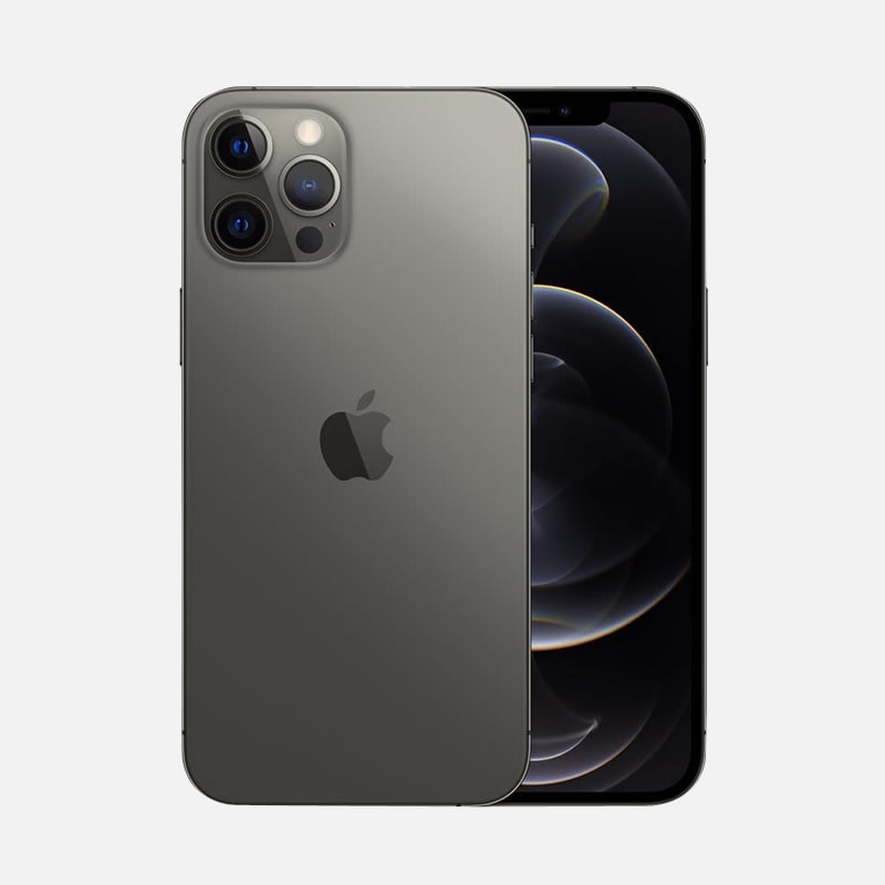 Apple iPhone 12 Pro Max - Space Grau mieten