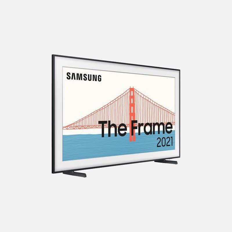 Samsung GQ50LS03A The Frame QLED Smart TV mieten